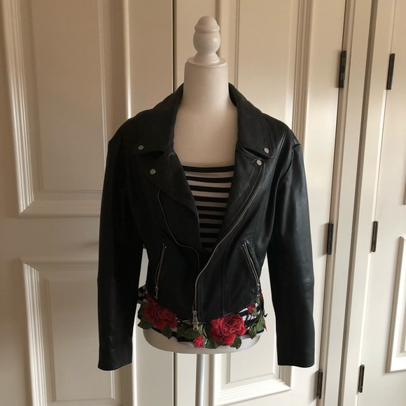 trouve Jackets & Blazers - motorcycle jacket